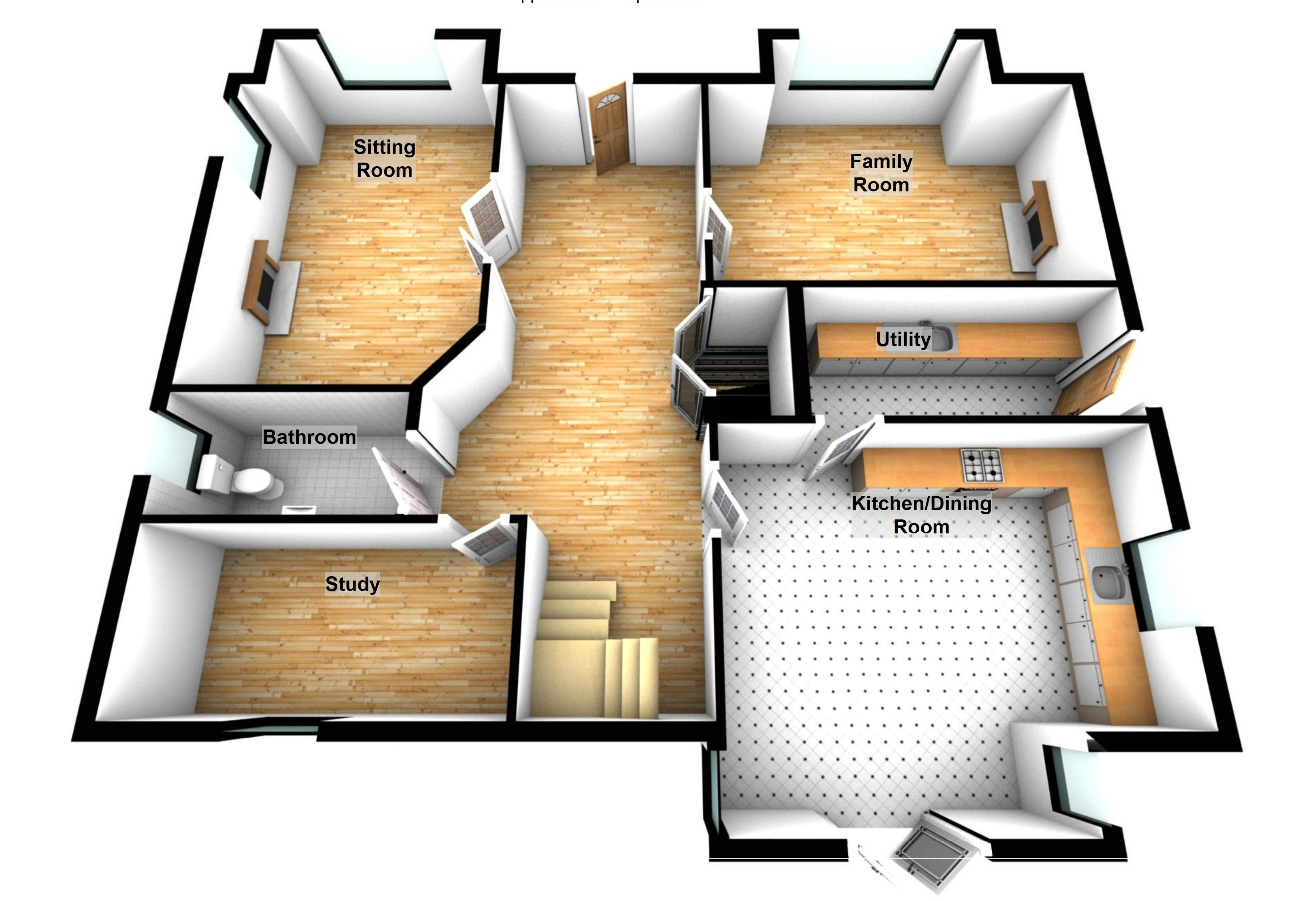 Test - Floor 1
